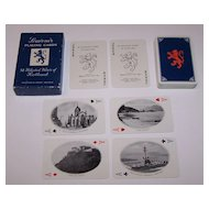 "De La Rue ""52 Selected Views of Scotland"" Playing Cards, for United Cigar & Tobacco Co., Ltd. , Raphael Tuck Images, c.1958"