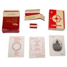 """De La Rue """"Lobo"""" Card Game, c.1935"""