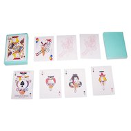 "Elaine Lewis ""Ices"" Playing Cards, Elaine Lewis Designs, Ltd. Ed. (24/50)"
