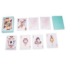 "Elaine Lewis ""Ices"" Playing Cards, Elaine Lewis Designs, Ltd. Ed. (24/50)"