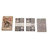 "Dubois Double Six ""Card Dominoes"", Henry Jullier (sp.?) Designs, c.1827 [1727? 1927?]"