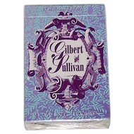 "Carta Mundi ""Gilbert & Sullivan"" Playing Cards, R. Somerville Publisher, Don Jack Designs, c.1994"