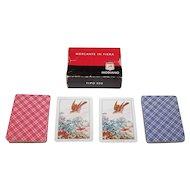 "Modiano ""Mercante in Fiera"" Card Game, c. 1980's (?)"