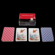 "Modiano ""Mercante in Fiera"" Card Game, c. 1980's (?)"