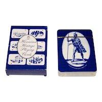 "Carta Mundi ""Hawaiian Heritage"" Playing Cards, Hawaiian Heritage Playing Card Co. (Publ.), c.1982"