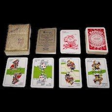 "Castell Brothers, Ltd. (Pepys) ""Kargo"" Card Golf Game, c.1938"