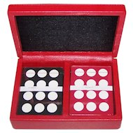 Double Deck Dal Negro Playing Cards w/ Leatherette Box