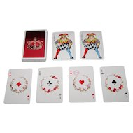 """Esselte Obergs AB """"Vasa"""" Playing Cards, c.1980s"""