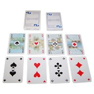 "Drukkerij Peter Gadellaa ""32 Speelkarten"" Playing Cards, Limited Edition (__/500) c.1978"