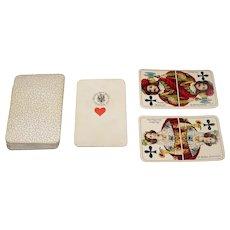 "VSSF ""Berlin Pattern"" Playing Cards, c.1880s"