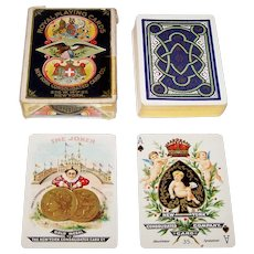 "NYCC ""Royal Illuminated Playing Cards,"" c.1894"