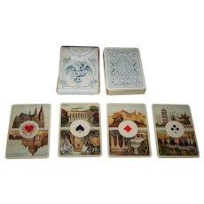 "Dondorf ""Club Kartes"" aka ""Cartes du Beau Monde"" Playing Cards, Dondorf No. 133, c. 1890s"