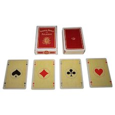 "Ets. Mesmaekers Freres S.A. ""Dynastie Royale de Belgique"" Playing Cards, c.1934"