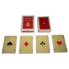 "Ets. Mesmaekers Freres S.A. ""Dynastie Royale de Belgique"" Playing Cards, c.1934"