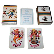 "Carta Mundi ""Year of the Child"" Playing Cards, Turnhout Wereldcentrum van de Speelkaart Publisher, Jhan Paulussen Designs, c.1979"