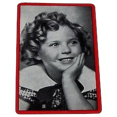 "USPC ""Shirley Temple"" Playing Cards, c.1936"