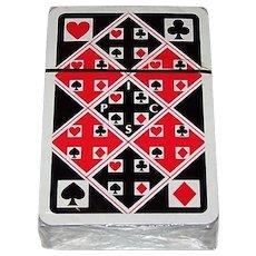 "Carta Mundi ""Members Pack"" Playing Cards, IPCS Publisher, Ltd. Ed. __/999, c.2000"
