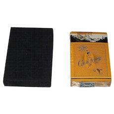 "USPC (Hamilton) ""Cease Firing"" Advertising Playing Cards, Will Burt Company, c.1930s"