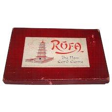 "De La Rue ""Rufa"" Card Game, c.1900"