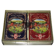 "Double Deck Worshipful Company Playing Cards, ""Magna Carta 1965"""