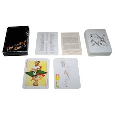 "Carta Mundi ""The Deck of Cards"" Playing Cards, Andrew Jones Art Publisher, Various Artists Designs, incl. David Hockney (King of Diamonds), c.1979"