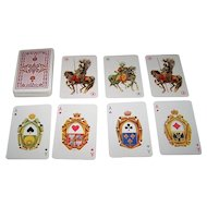 "KZWP ""Odsiecz Wiedenska 1683"" (""Battle of Vienna 1683"") Playing Cards, c.1983"