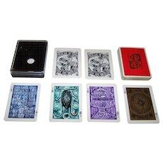"Fournier ""Pavilion of Spain, New York World's Fair: 1964-1965"" Playing Cards, Carmen Guzmán Designs, c.1964"