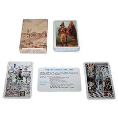 "Carta Mundi ""Slag van Turnhout II"" (""Battle of Turnhout II""), Bicentennial Commemorative, Jos. Snoeck Designs, c.1989"