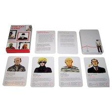 "Laurence King Publishing, Ltd. ""The Art Game"" Card Game, Mikkel Sommer Designs, James Cahill ""Valuation"""