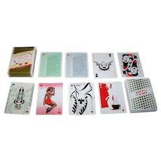 """AIGA Las Vegas Chapter """"Tournament Deck"""" Playing Cards, Various AIGA Artists, c.2006"""