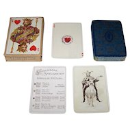 """Dondorf """"Shakespeare"""" Playing Cards, Dondorf No. 192, John H.F. Bacon Paintings, c.1925"""