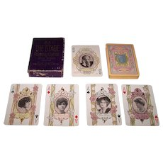 "USPC ""Stage #65"" Playing Cards, c.1908"