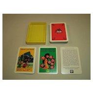 """Bielefelder """"Hansel und Gretel"""" Quartett Card Game, c.1960"""