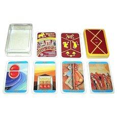 """ASS """"Widder Tarot"""" (""""Aries Tarot"""") aka """"Hornsteiner Tarot,"""" Astrological Fortune Telling Cards,"""