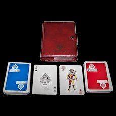 "Double Deck Protea ""Mmabatho Sun"" Souvenir Playing Cards"
