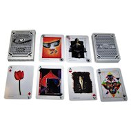 """St. Michael's Printshop (Newfoundland) """"Collector's Edition"""" Playing Cards, Multiple Artists Designs, Ltd. Ed. 329/1000(?)"""