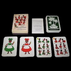 "Piatnik ""Ten Piccaninnies"" Card Game, c.1965"