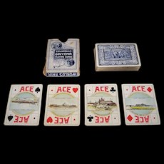 "G.W. Clark ""Columbian Exposition"" Playing Cards (52/52, NJ), c.1893"