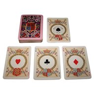 "Goodall ""Historic Playing Cards, Series A"" Playing Cards, c.1897"
