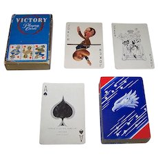 "Arrco ""Victory"" Playing Cards, c.1945"