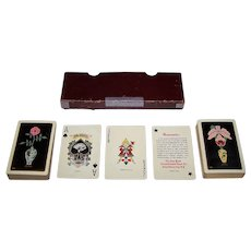 "Double Deck NYCC ""Deluxe No. 142"" Playing Cards, c.1928"