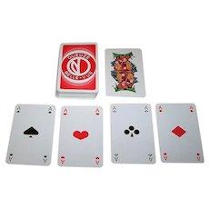 "Carta Mundi ""Gueuze Belle-Vue"" Playing Cards, Wim Simons Designs, c.1968"