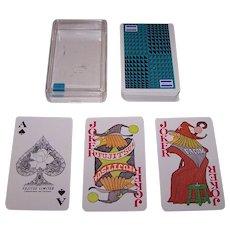 """Nintendo """"Fujitsu"""" Playing Cards, c.1973"""