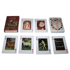 "Piatnik ""Zodiac"" Playing Cards, Bird Playing Cards Publisher, Haime & Butler Designs"