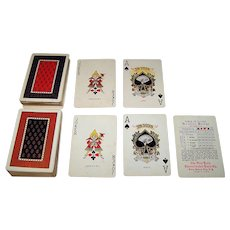 "Double Deck NYCC ""Deluxe No. 142"" Playing Cards, c.1926-27"