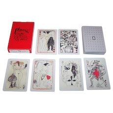 """Yuriy Nozdrin"" Playing Cards, Maker Unknown, Yuriy Nozdrin Designs"