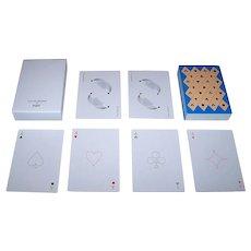 """""""Hay"""" Playing Cards, Maker Unknown, Hay Danish Design Store, Clara Von Zweigbergk Designs"""