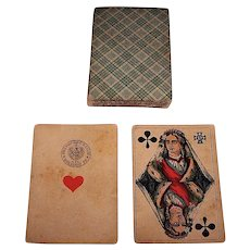 "VSSF ""Renaissance"" Skat Playing Cards (31/32), c.1890s"