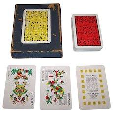 "Fernando Guemes Barahona ""Baraja Maya"" Playing Cards, Fernando Guemes   Designs, c.1965"