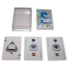 "Sanrio Co., Ltd. ""Shinkansen"" Playing Cards, c.2003"